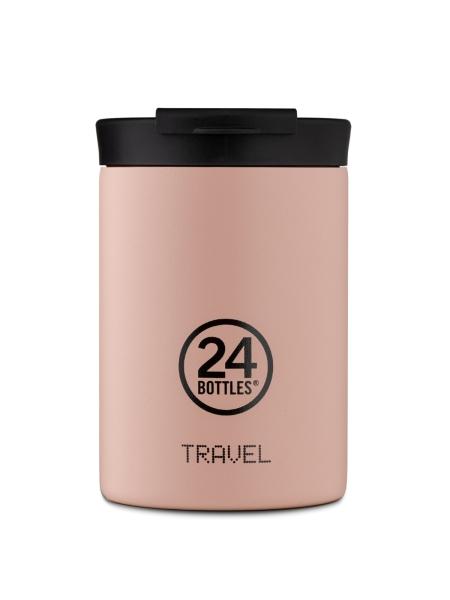 24BOTTLES Travel Tumbler 0,35 Liter dusty pink