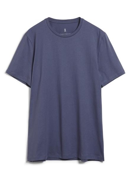 ARMEDANGELS T-Shirt Jaames light pacific ink