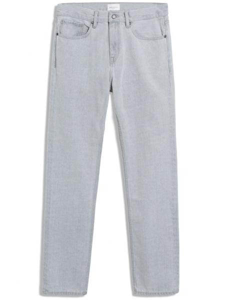 ARMEDANGELS Jeans Dylaan Dry Black® Straight Fit powder grey