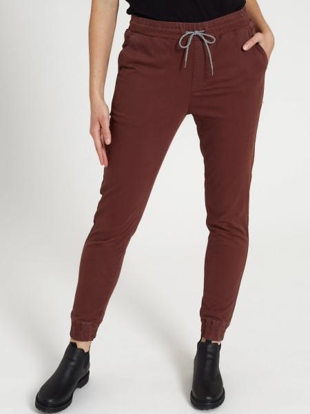 RECOLUTION Pants Calathea brown red