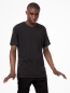 THOKKTHOKK T-Shirt Basic black melange 2