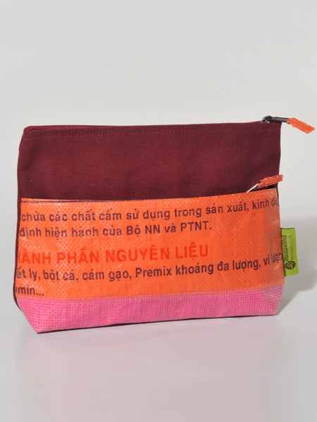 KULTURTASCHE Reissack orange