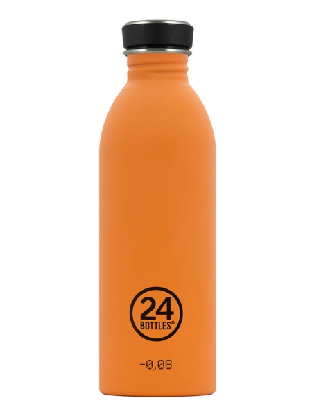 24BOTTLES Urban Bottle 0,5 Liter total orange