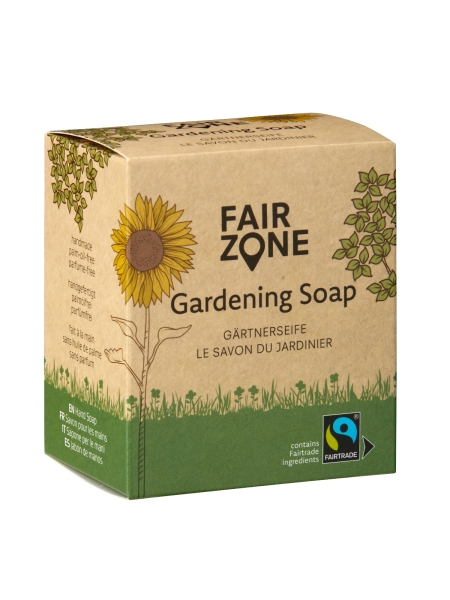 FAIR ZONE Gärtnerseife 160 g (5,59 €/100 g)