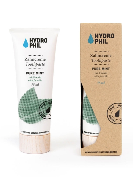 HYDROPHIL Zahncreme Pure Mint 75 ml (7,87 €/100 ml)