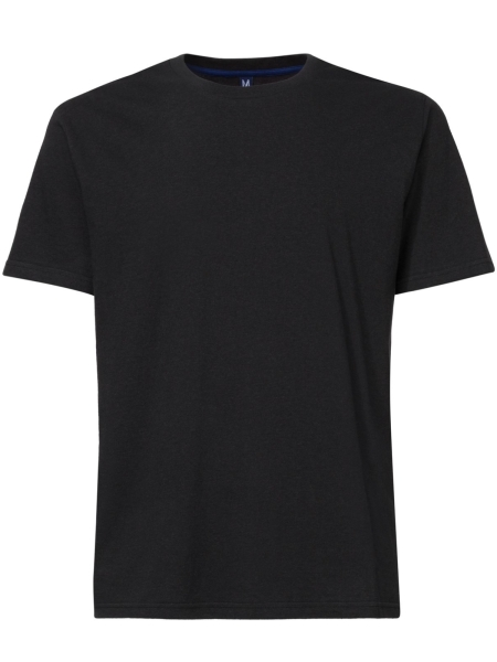 THOKKTHOKK T-Shirt Basic black melange