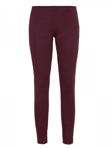 ARMEDANGELS Leggings Shiva burgundy