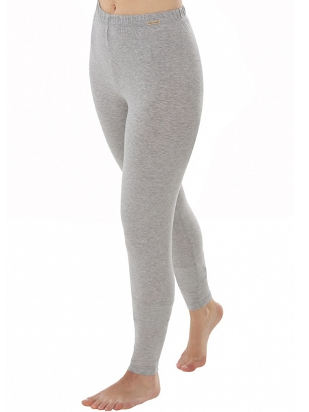COMAZO|EARTH Leggings grau melange