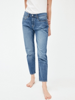 ARMEDANGELS Jeans Cajaa light stone wash