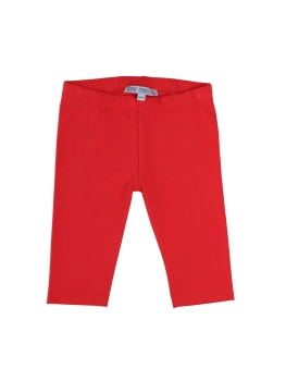 ENFANT TERRIBLE 3/4 Leggings red