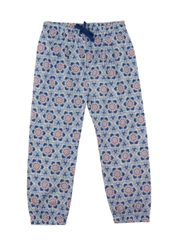 ENFANT TERRIBLE Webhose Mosaik blue/white