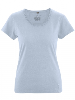 HEMPAGE T-Shirt Breeze clearsky