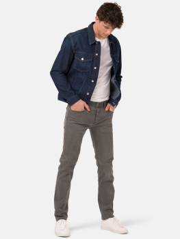 MUD JEANS Regular Dunn O3 grey