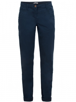 ARMEDANGELS Chino Patty washed bluehed blue
