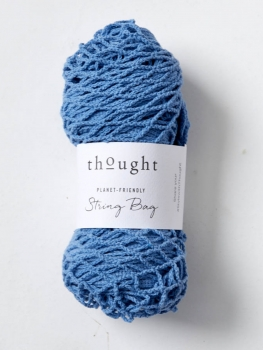 THOUGHT Einkaufsnetz chambray blue