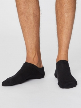 THOUGHT Trainer Socks Ashley black